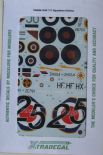 X48096 1/48 RAF 111 Squadron History Part 1 decals (5)